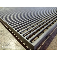 Stainless welded wedge wire screens 20x3/745x530