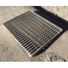 Stainless welded wedge wire screens 20x3/260x430